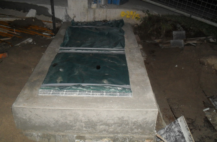 Stormwater pit