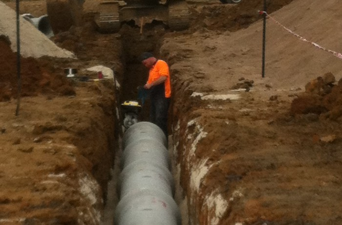 Stormwater 600mm